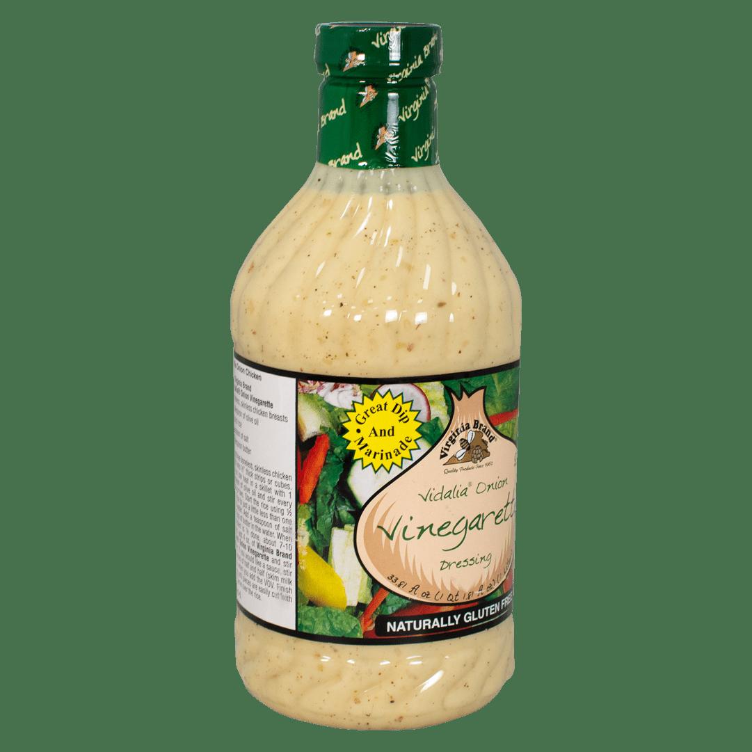 Salsa Vinagretta Vidalia Cebolla 1000 Ml