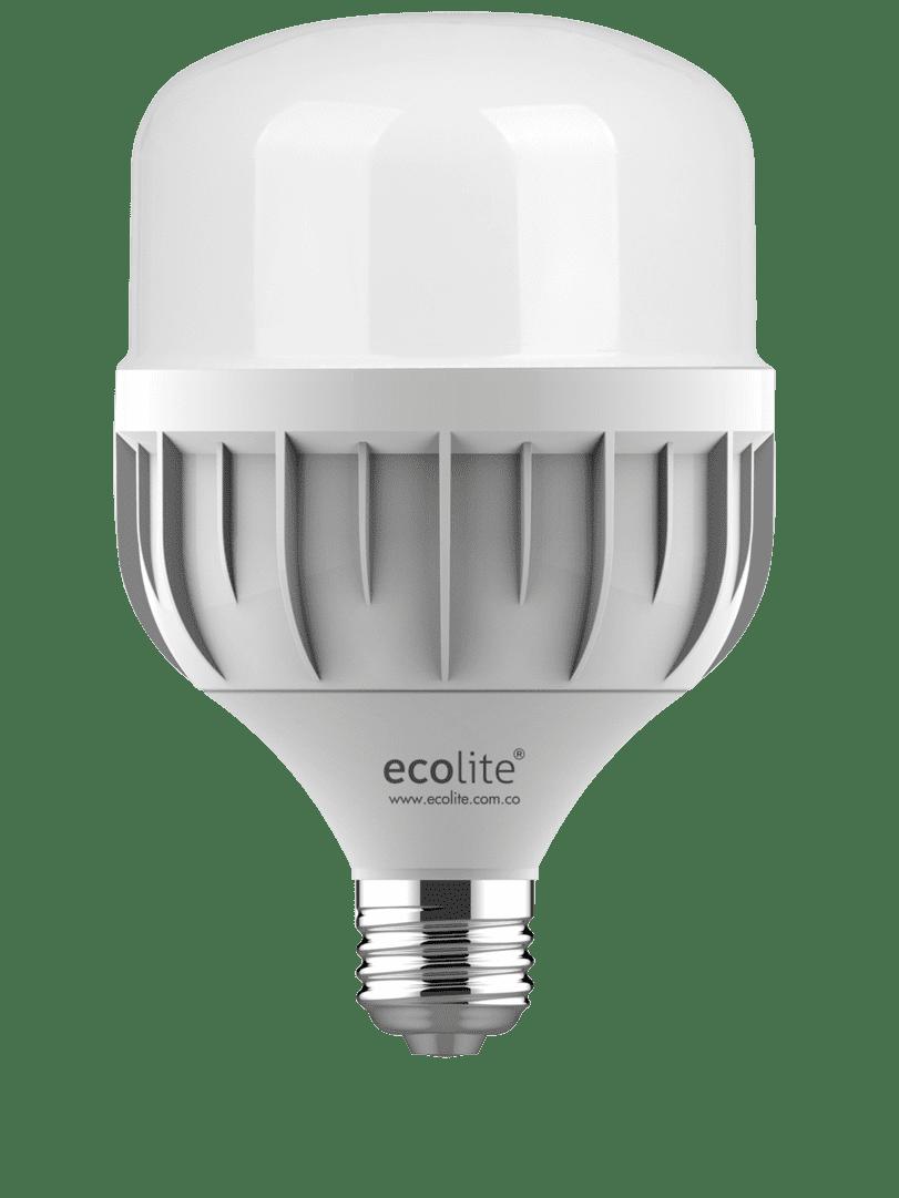 Bombillo Led Ecolite Luz Blanca 30 W