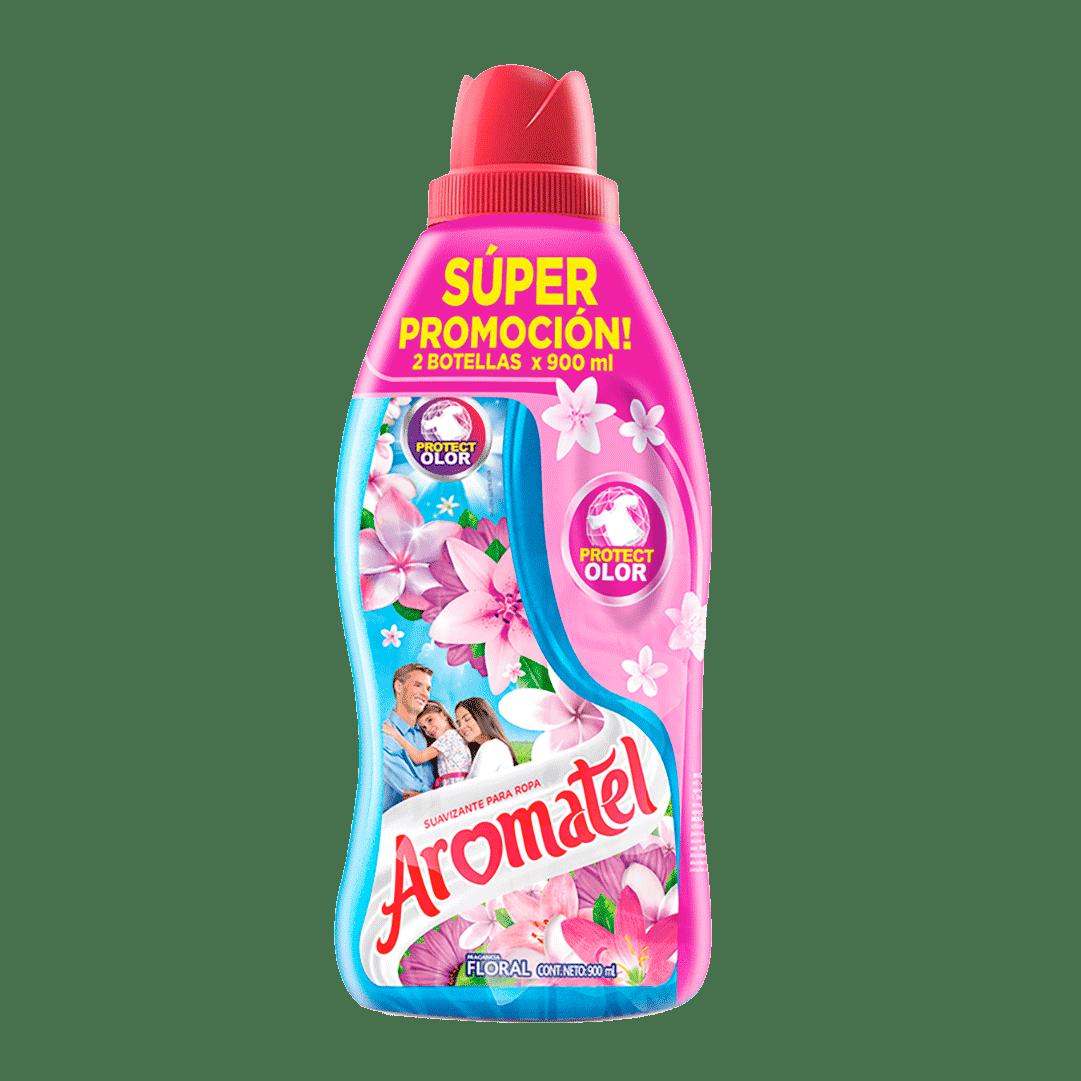 Suavizante Aromatel Floral 2X 900 Ml