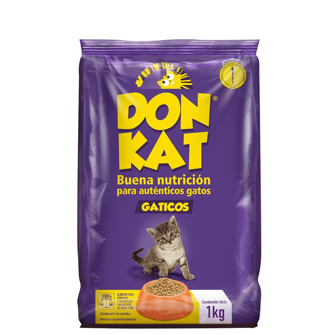 Donkat Gatitos 1 Kg