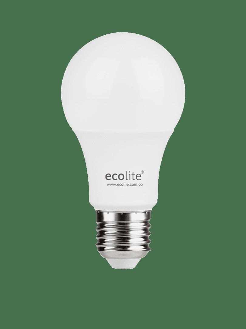 Bombillo Led Ecolite Luz Blanca 12 W