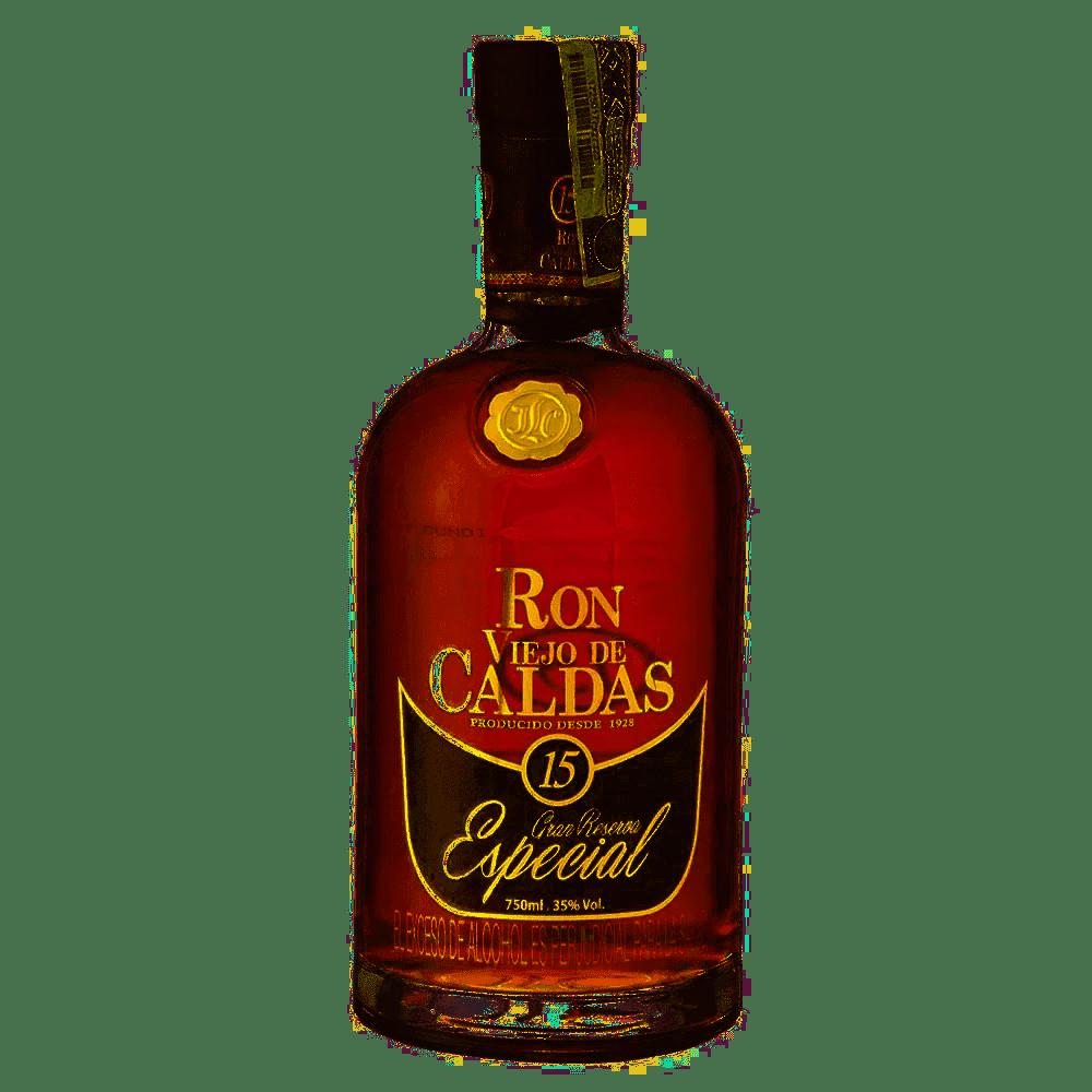 Ron Viejo De Caldas Gran Reserva 750 Ml