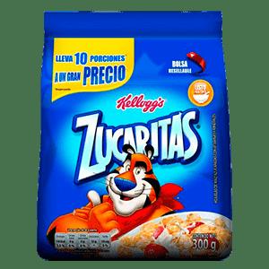 Cereal Zucaritas Kellogs Bolsa 300 G