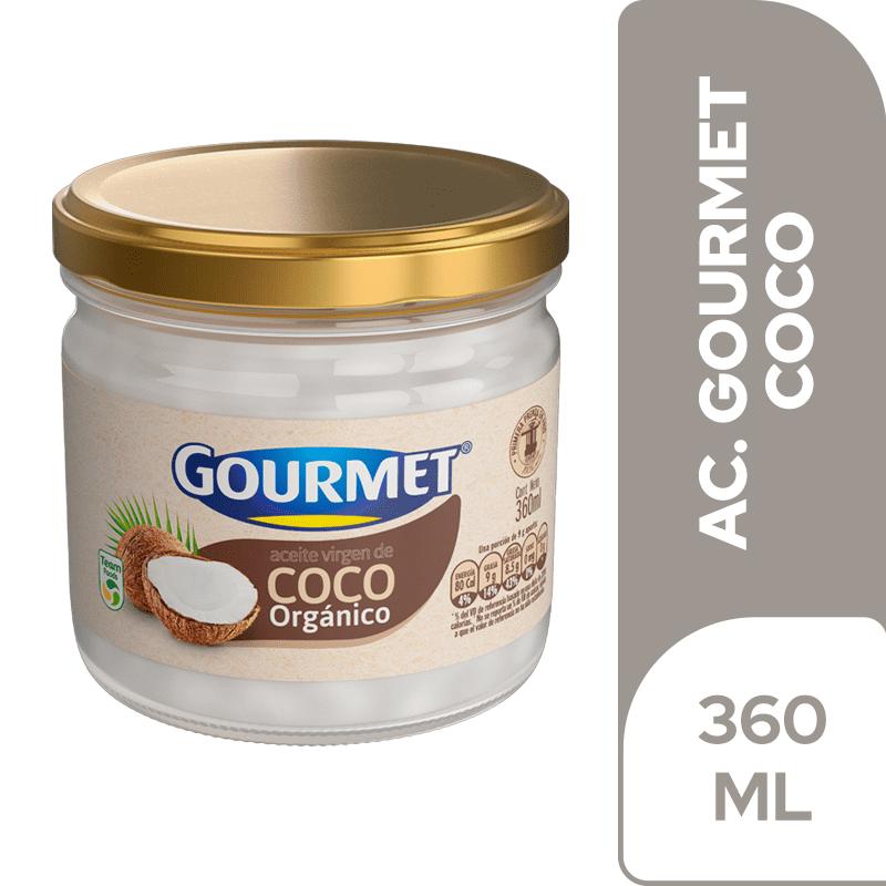 Aceite Gourmet Coco 360 Ml