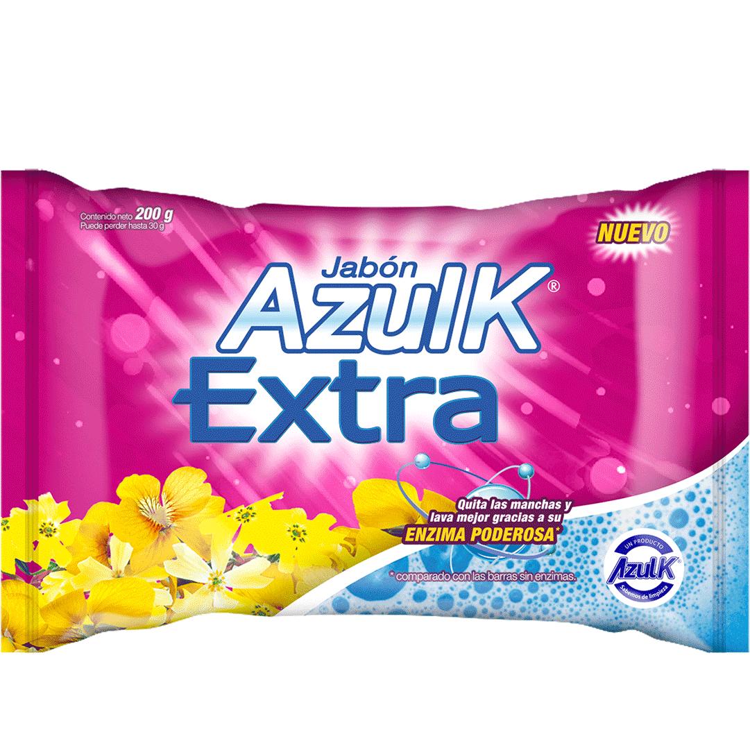 Jabón Azul K Extra Poder 200 G