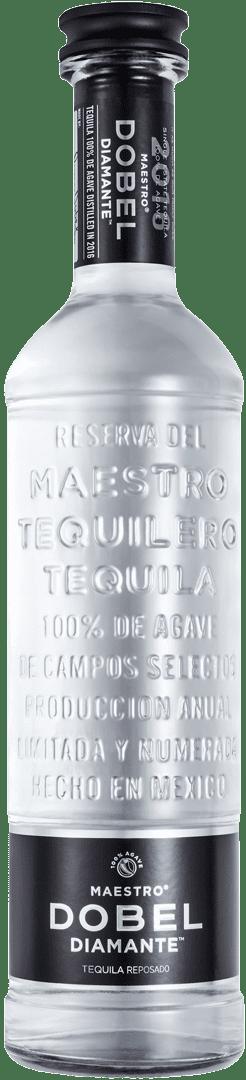 Tequila Tequilero Doble Diamante 750 Ml Reposado