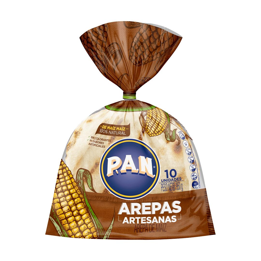 Arepa Pan X10 Und Artesana