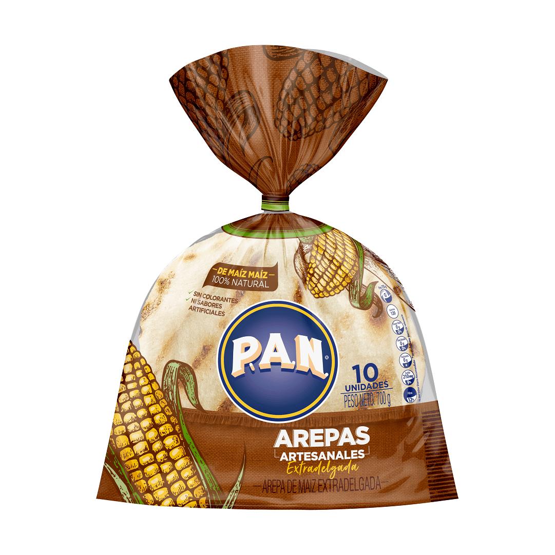 Arepa Pan X10 Und Artesana Extradelgada