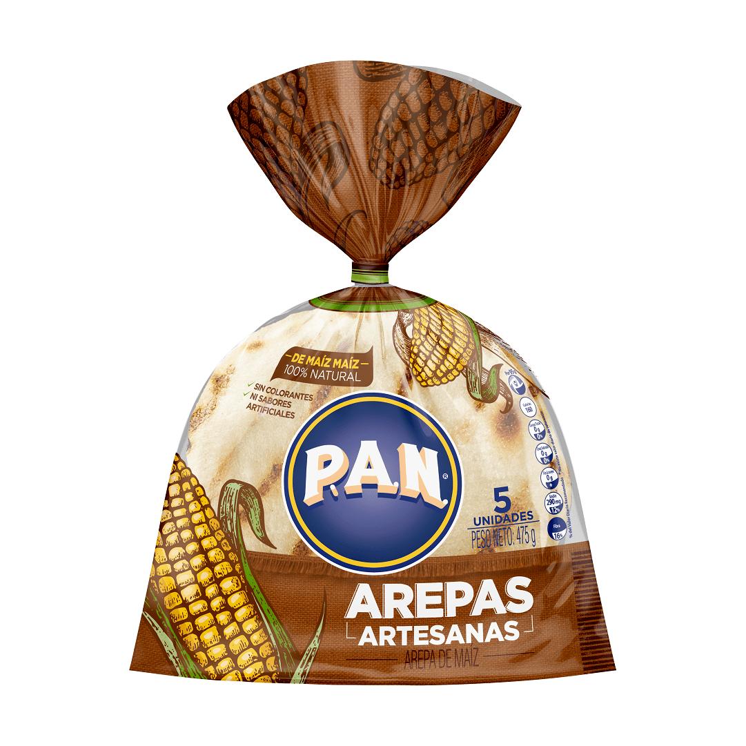 Arepa Pan X5 Und Artesana