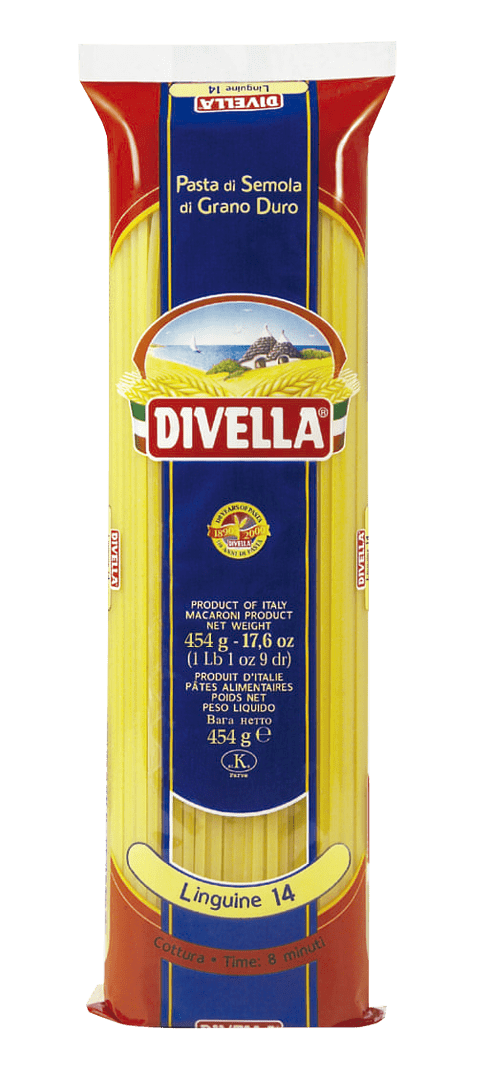 Pasta Divella 454 G Linguine