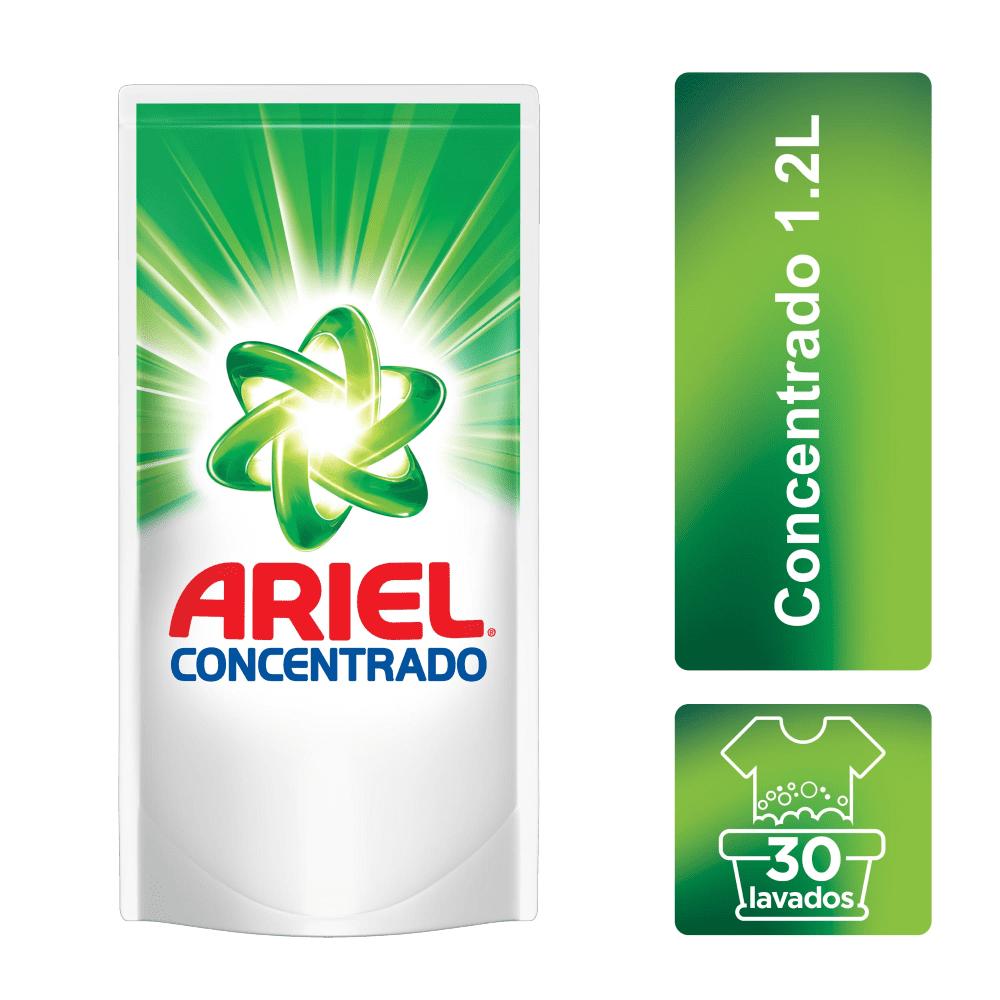 Detergente Ariel Líquido 1200 Ml Doypack