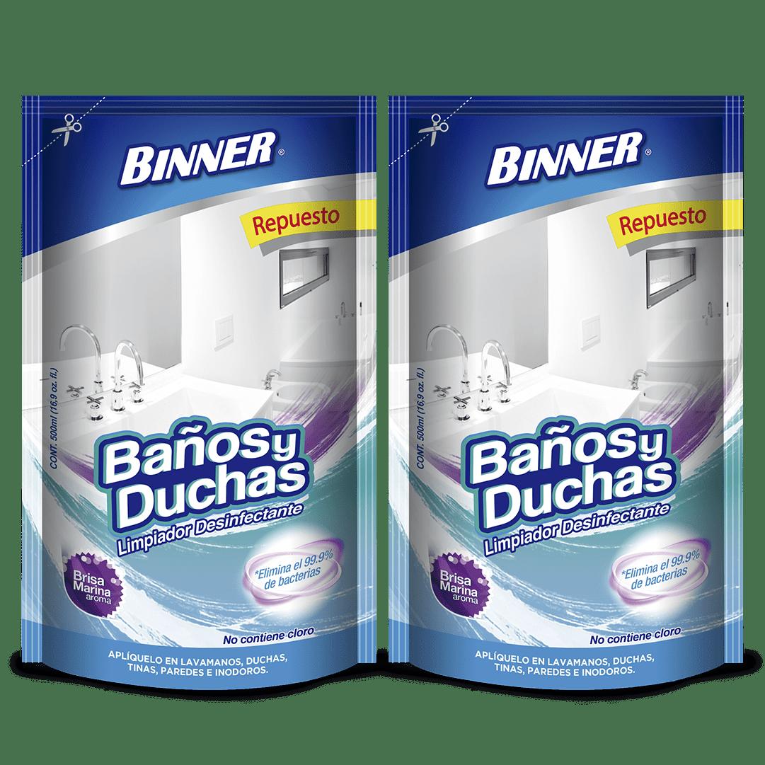 Binner Baños Y Duchas Doypack 1000 Ml