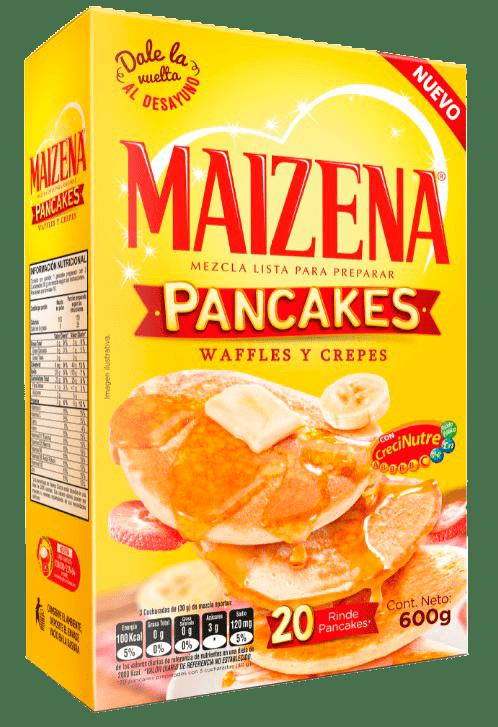 Mezcla Pancakes Maizena 600 G