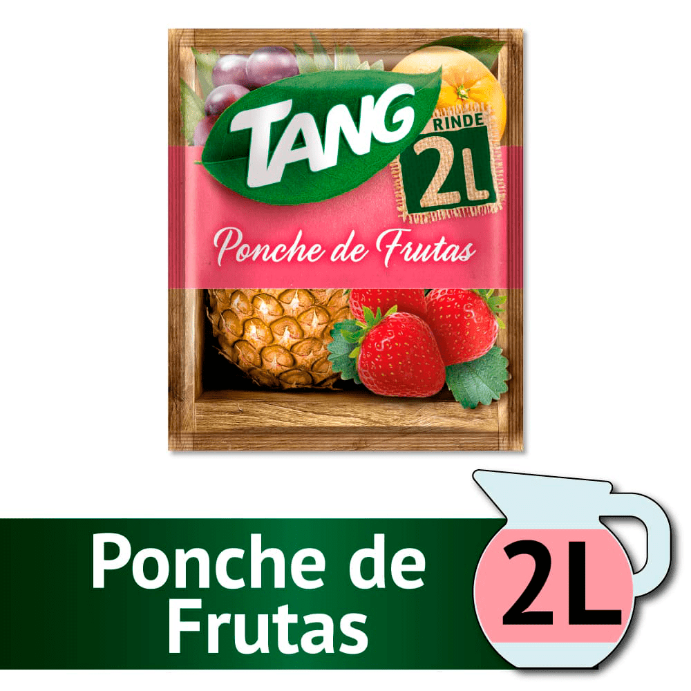Tang Fruit Punch 20 G