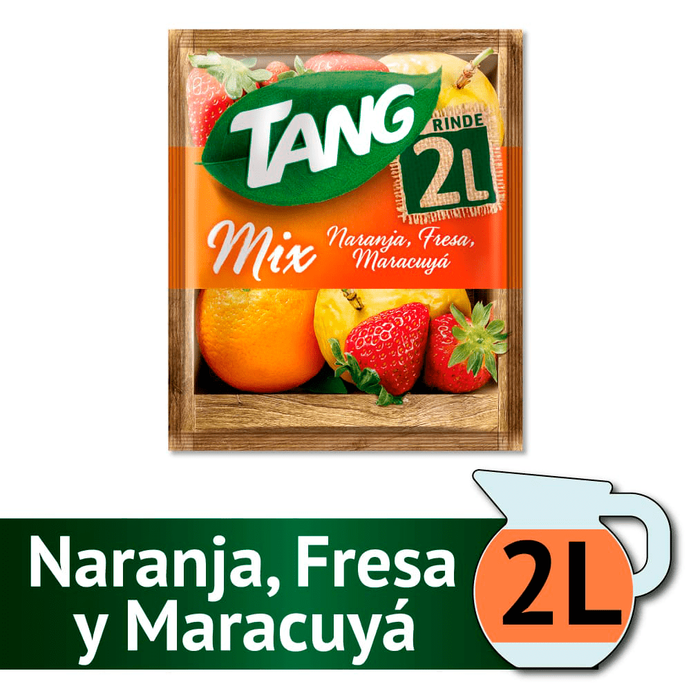 Tang Mix Fruits 20 G