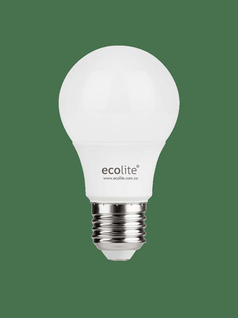 Bombillo Led Ecolite Luz Blanca 5W