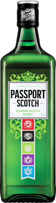 Whisky Passport 700 Cm3