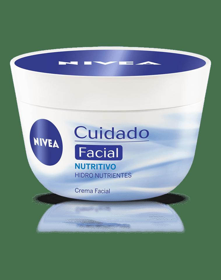 Crema Nivea Vissage Nutritiva 50 Ml