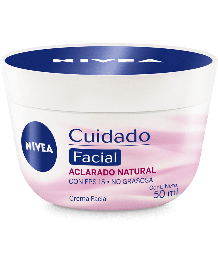 Crema Nivea Vissage Aclarado Natural 50 Ml