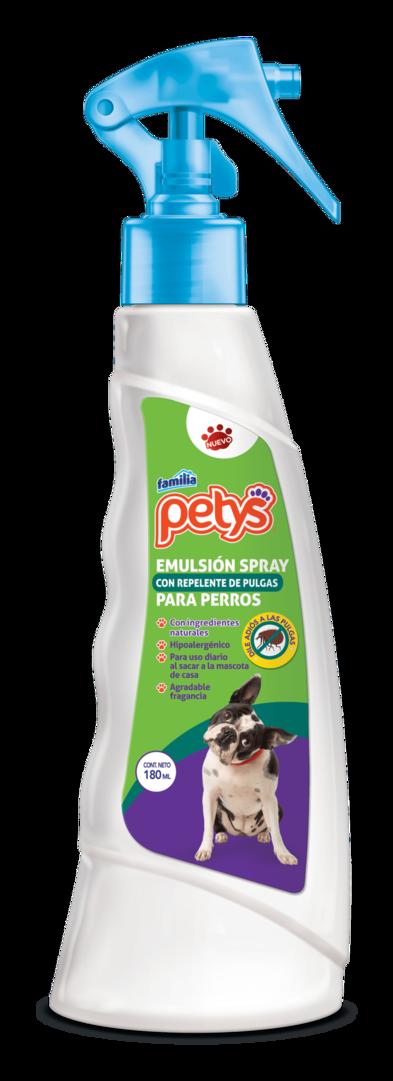 Repelente Pulgas Petys Spray 180 Ml