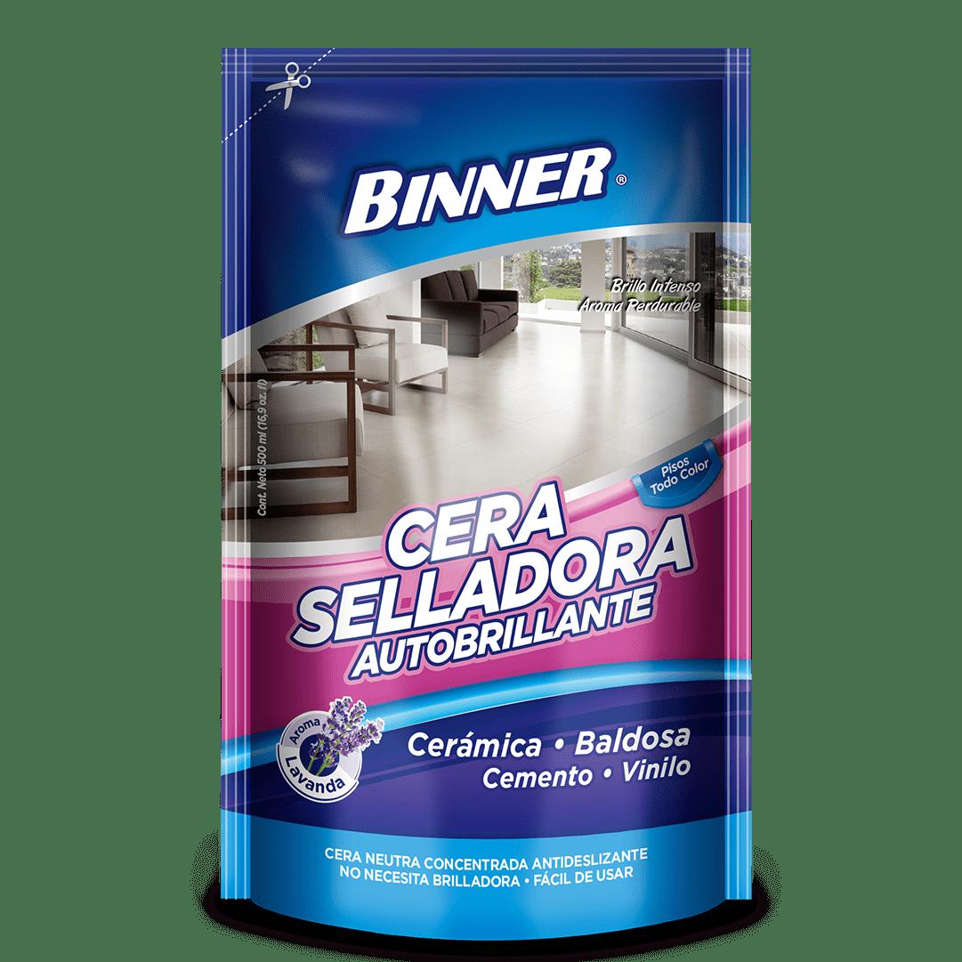 Binner Cera Selladora Doypack 500 Ml