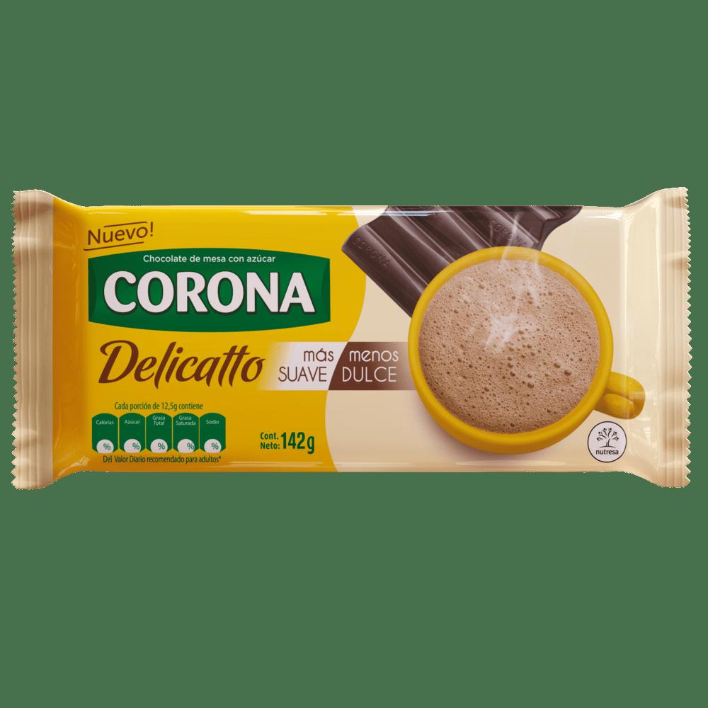 Chocolate Corona Delicatto 142 G