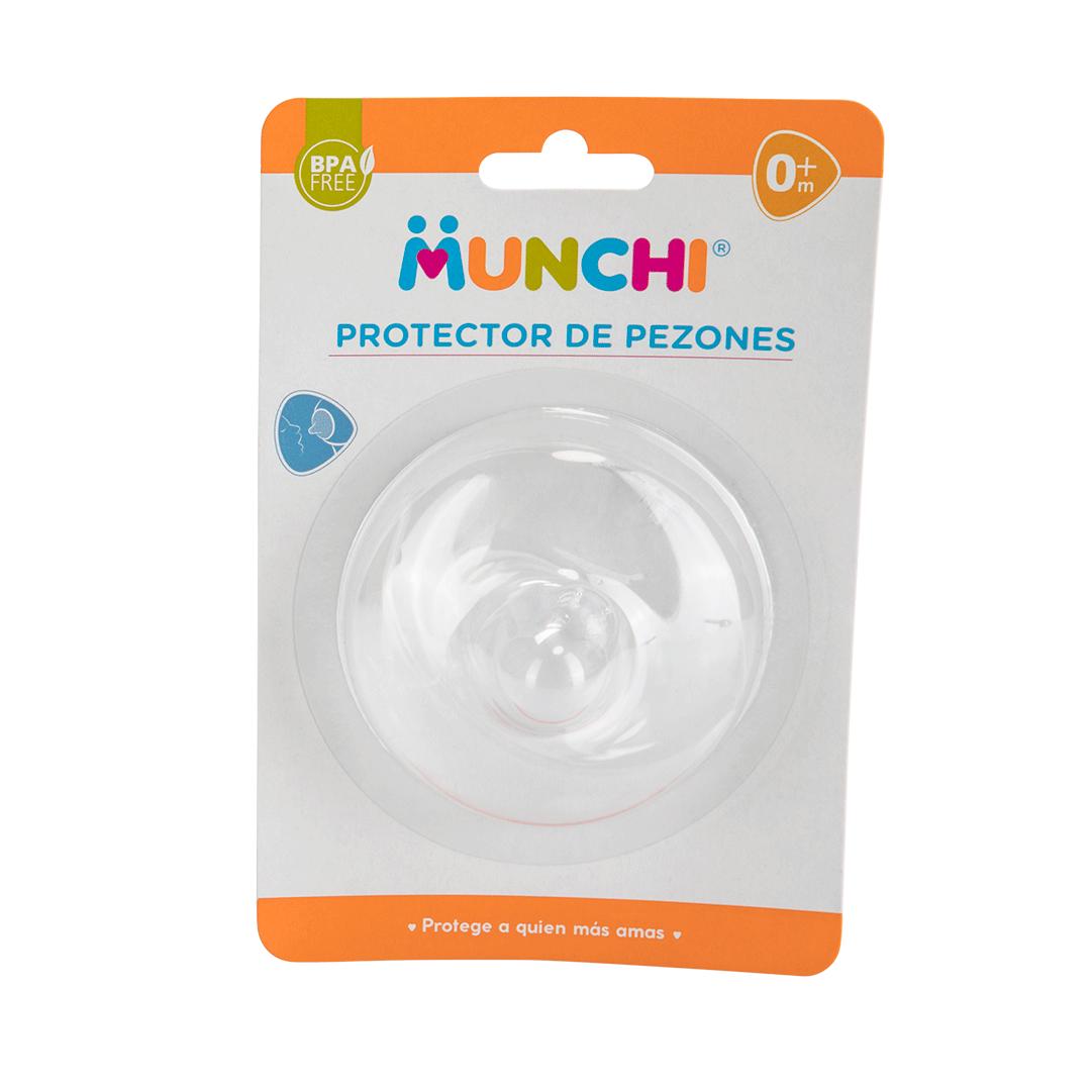 Protector Munchi Para Pezones 2 Und