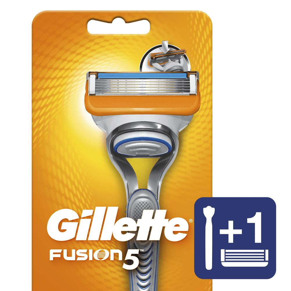Máquina Gillette Fusión 5