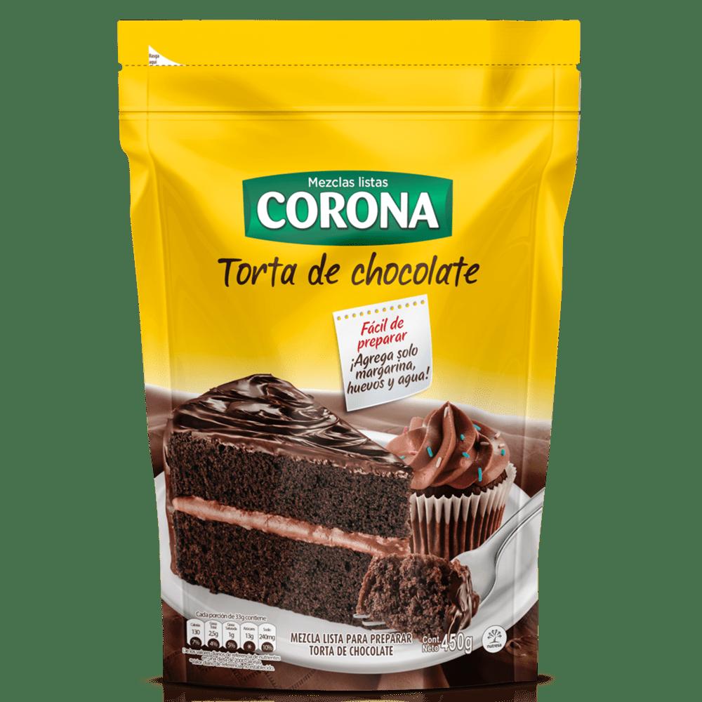 Torta Corona Chocolate Doypack 450 G