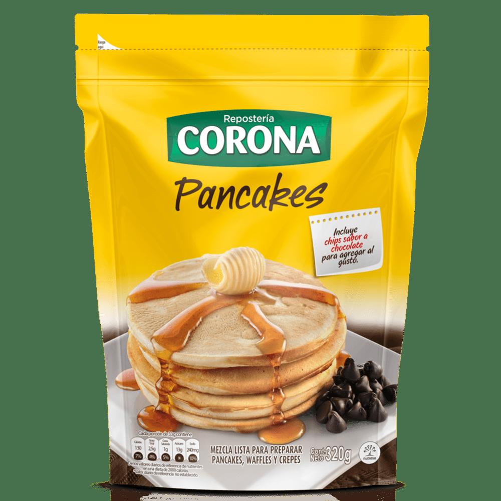 Pancakes Corona Doypack 320 G