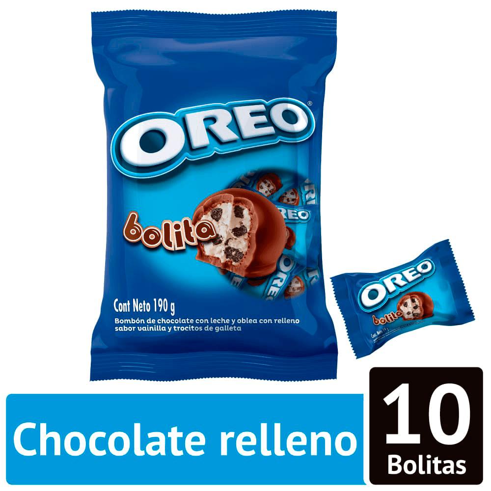 Chocolatina Oreo Bombon 19 G