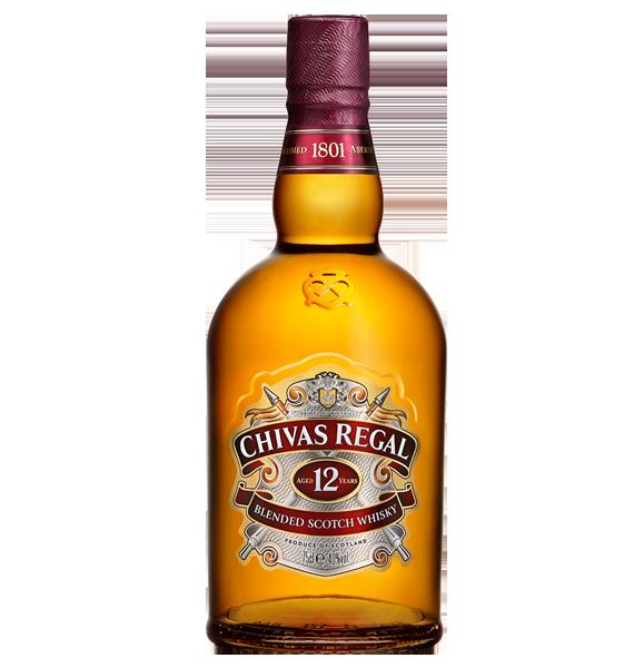 Whisky Chivas Regal 12 Años 700 Ml