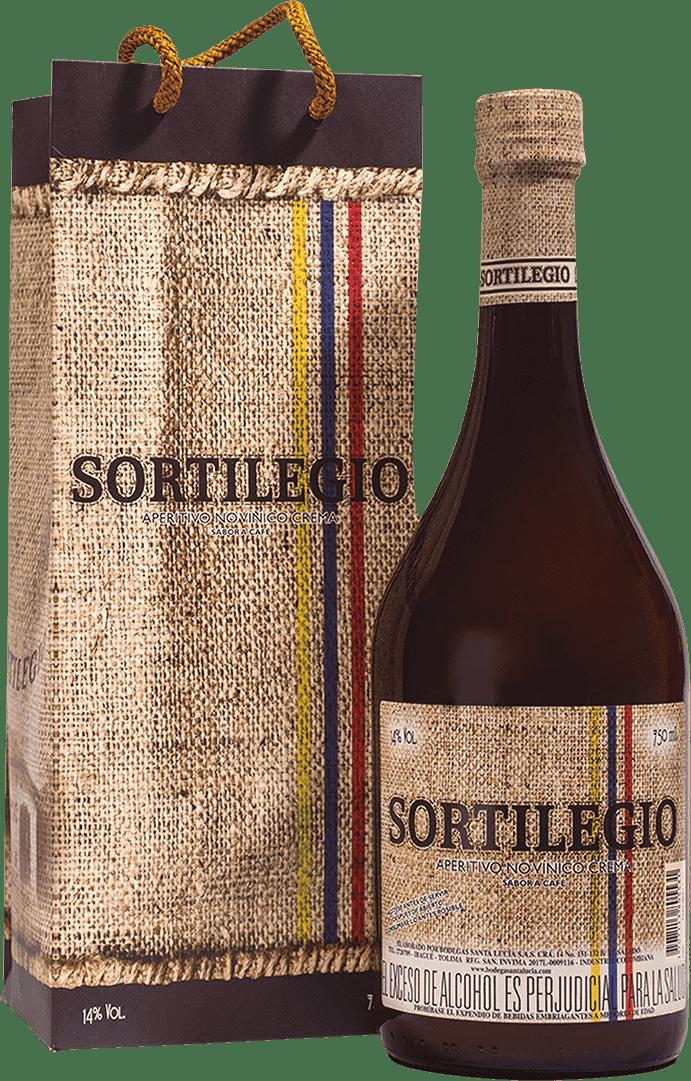 Crema De Caf Sortilegio 750 Ml