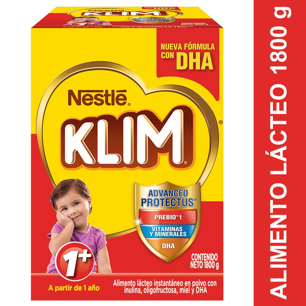 Alimento Lácteo Klim1+ Prebio Dha Bag In Box 1800 G