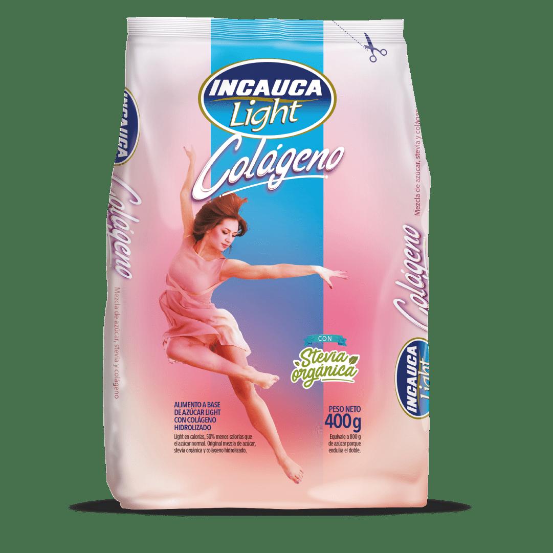 Azúcar  Incauca Light Colágeno 400 G