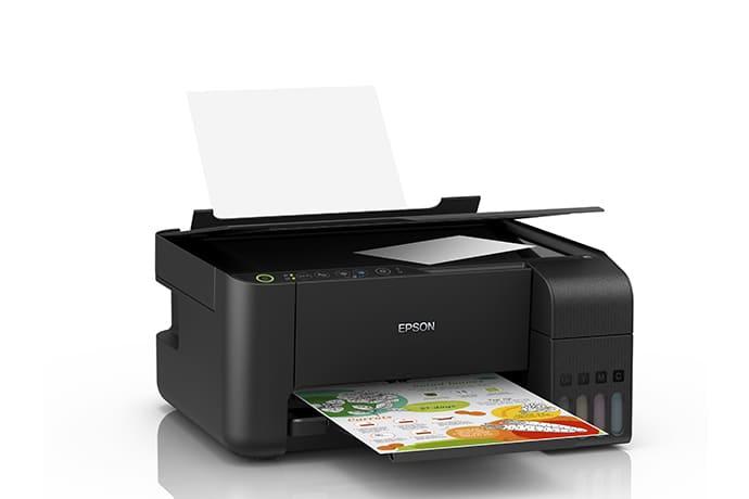 Impresora Epson Multifuncional L3150