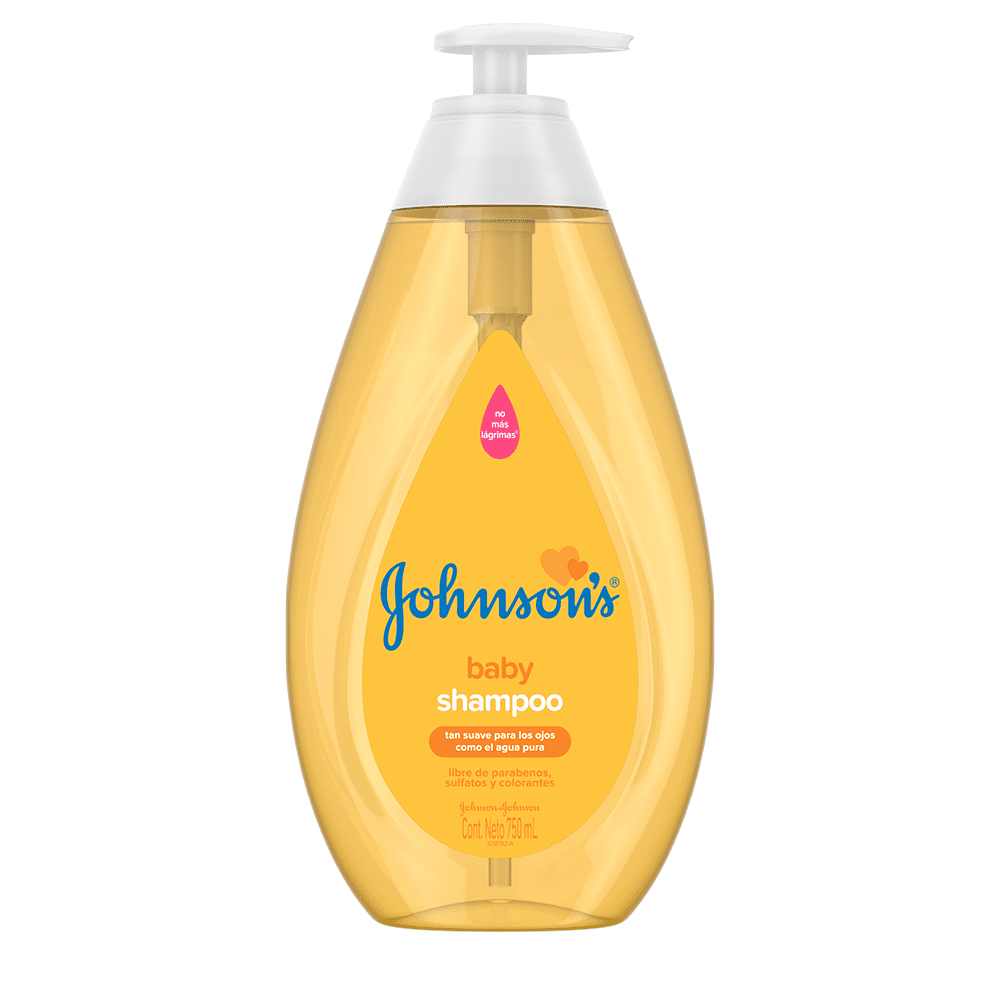 Shampoo Johnson Baby 750 Ml N.P Original