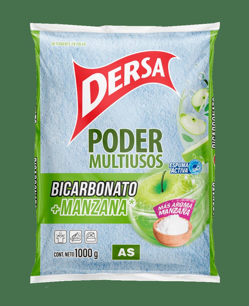 Detergente As Bicarbonato Manzana 1000 G