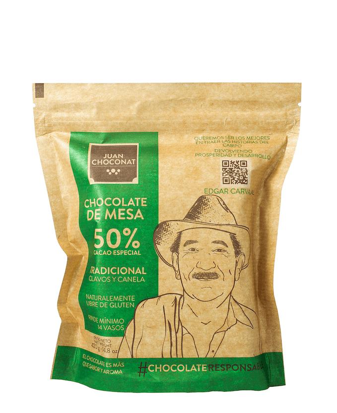 Chocolatina Juan Choconat Tradicional 420 G