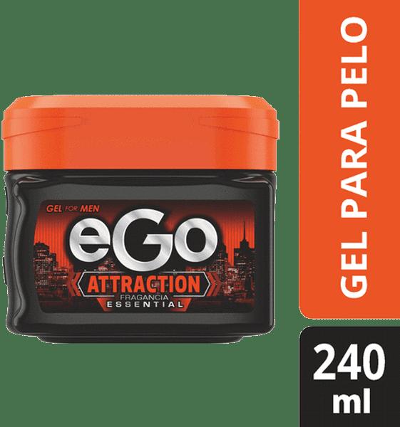 Gel Ego For Men Attraction *240 Ml