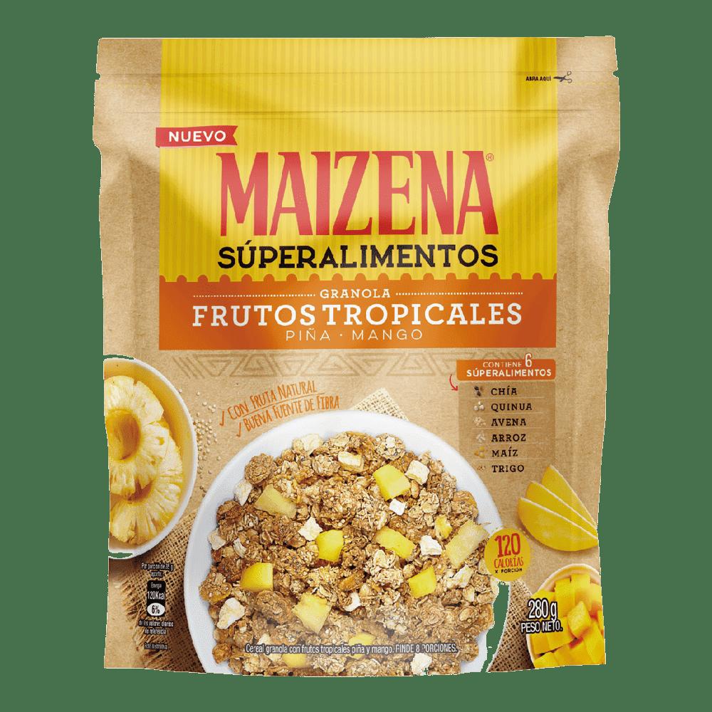 Granola Maizena Frutos Amarillos 280 G