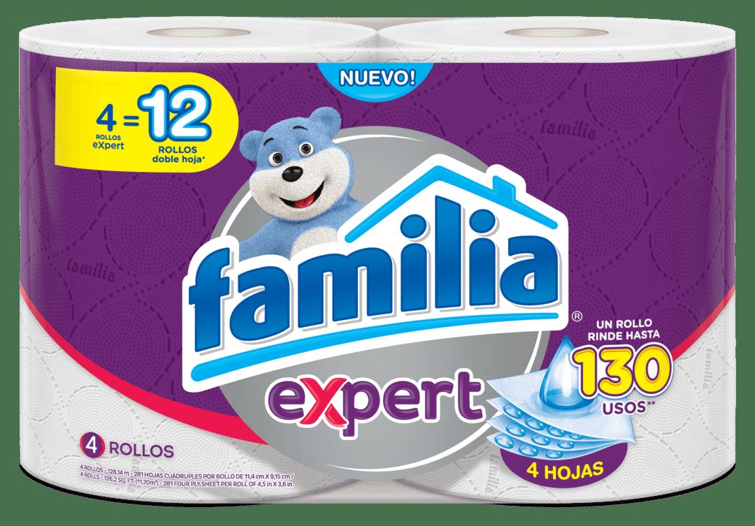 Papel Familia X4 Expert 128 M