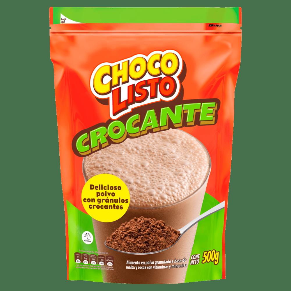 Chocolisto Crocante Doypack 500 G