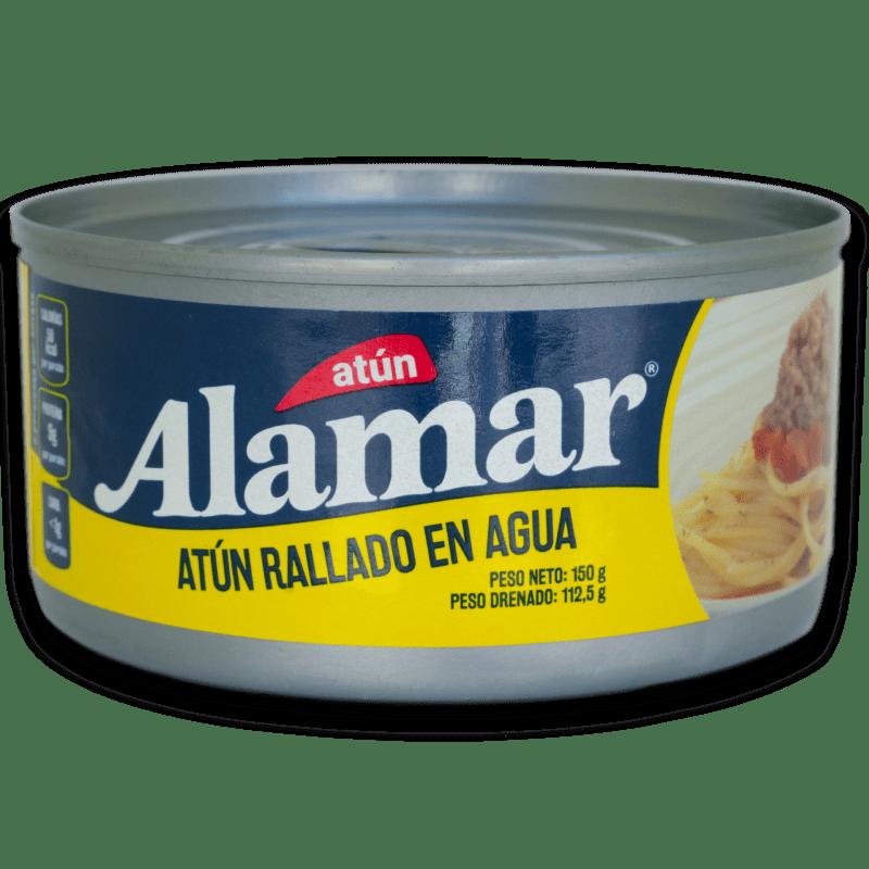 Atún Alamar Mezclaya Agua 150 G