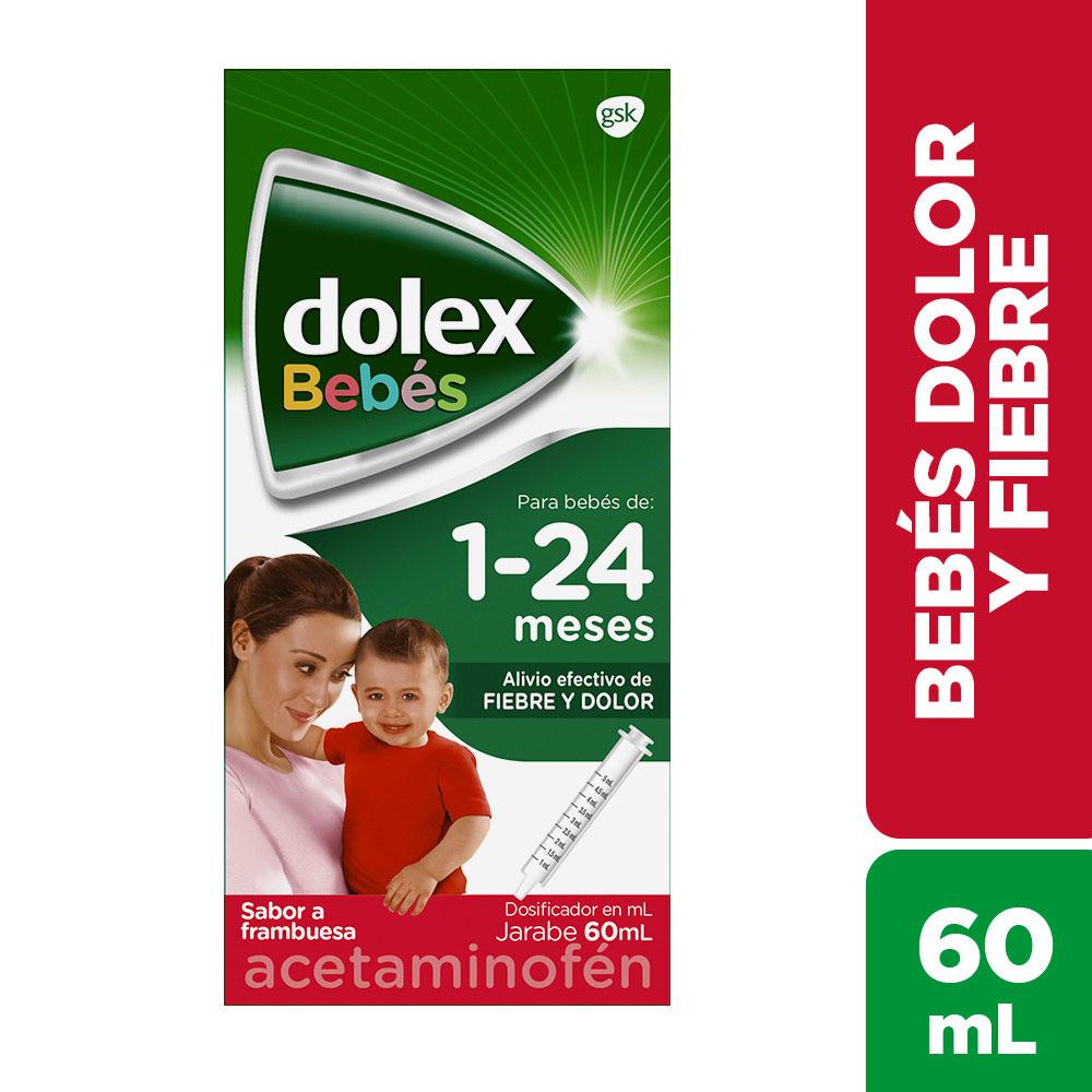 Dolex Beb Frasco 60 Ml