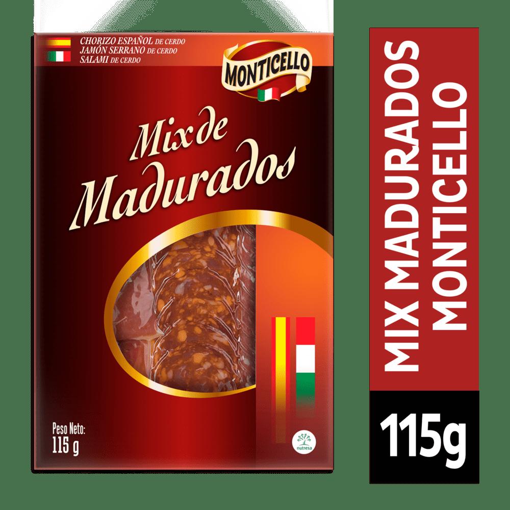 Mix De Madurados Monticello 115 G