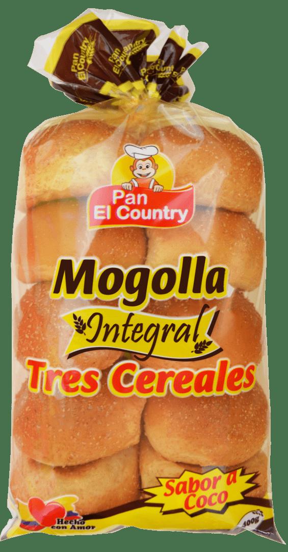 Mogolla El Country Tres Cereales 400 G