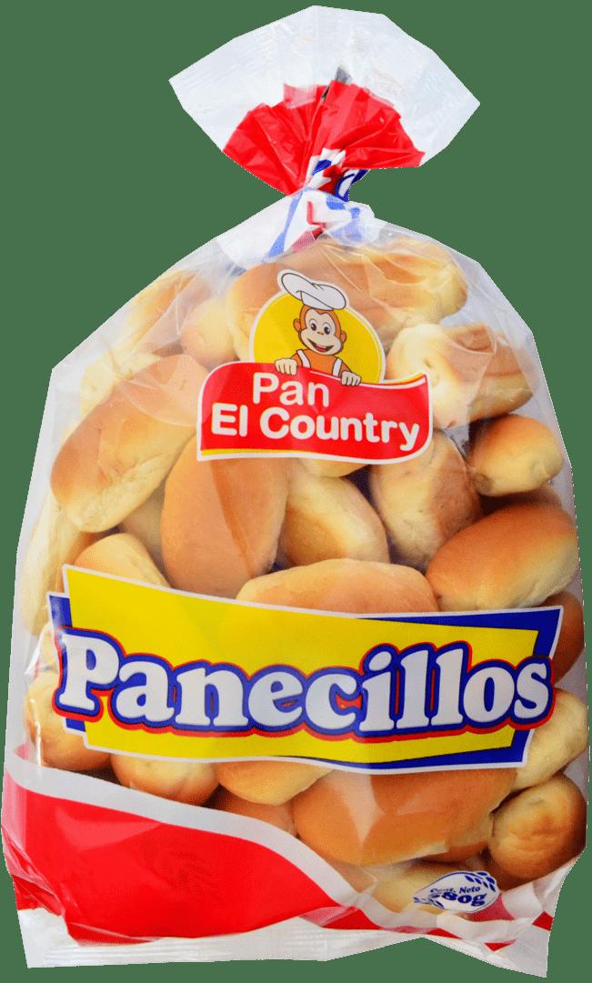 Panecillos El Country 580 G