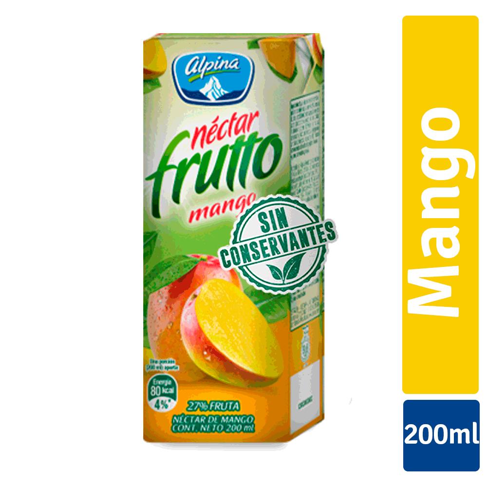 Frutto Mango Caja 200Ml