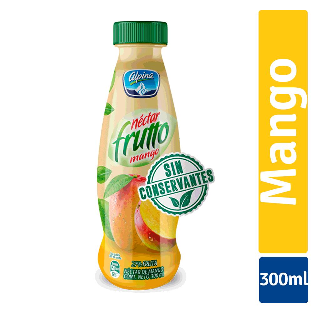 Frutto Mango Botella 300Ml